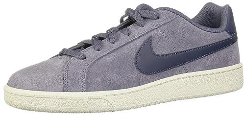 competitive price 5d604 104fa Nike - Nike Court Royale Suede Scarpe Uomo Lilla - Blue, 8.5