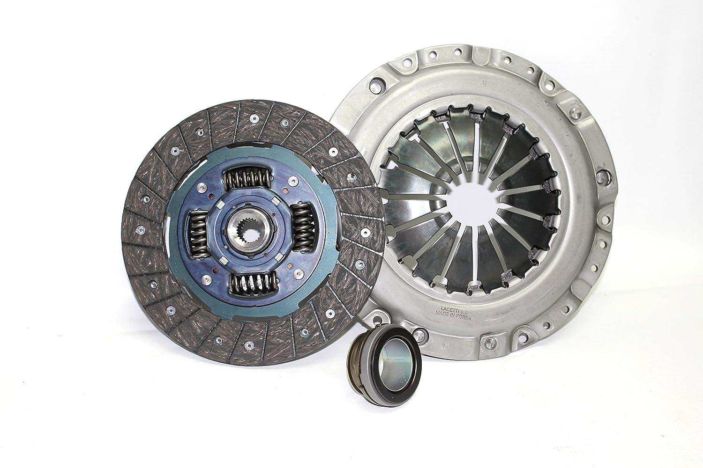 Amazon.com: Clutch Cover Set Kit for Chevy Chevrolet Aveo Part: 96349031 KIT 52152220 DWK‐040: Automotive