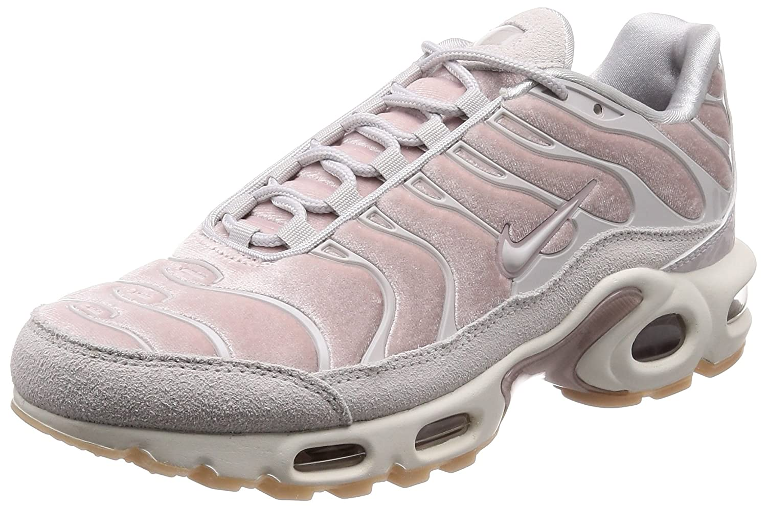 promo code a2afa 237c0 Nike Women's WMNS Air Max Plus LX, Particle Rose/VAST Grey ...