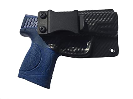 Smith/&Wesson Compact 9//40 Kydex Holster Outside Waistband Black *NEW*
