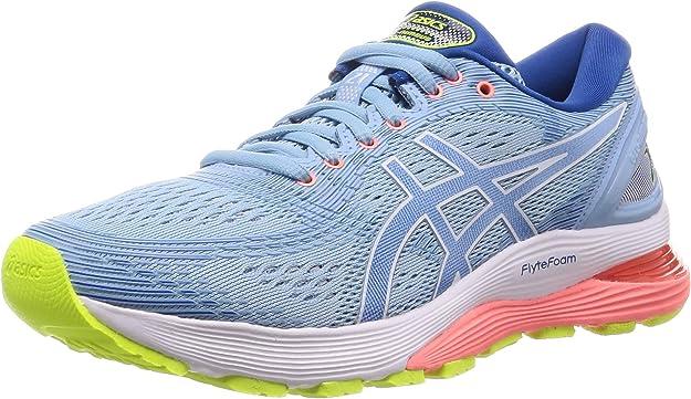 ASICS Gel-Nimbus 21, Zapatillas de Running para Mujer: Amazon.es: Zapatos y complementos