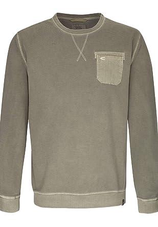3658109988e019 camel active T-Shirt Regular fit Langarm  Amazon.de  Bekleidung