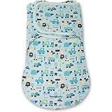 Summer Infant SwaddleMe WrapSack Blanket, Transport, Small