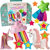 ARTIKA Sewing KIT for Kids, DIY Craft for Girls, The Most Wide-Ranging Kids Sewing Kit Kids Sewing Supplies, Includes a Bookl