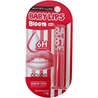 Maybelline Baby Lip Balm - Peach, 1.7g Pack
