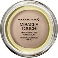 Max Factor Miracle Touch Skin Perfecting Foundation SPF30-70 Natural