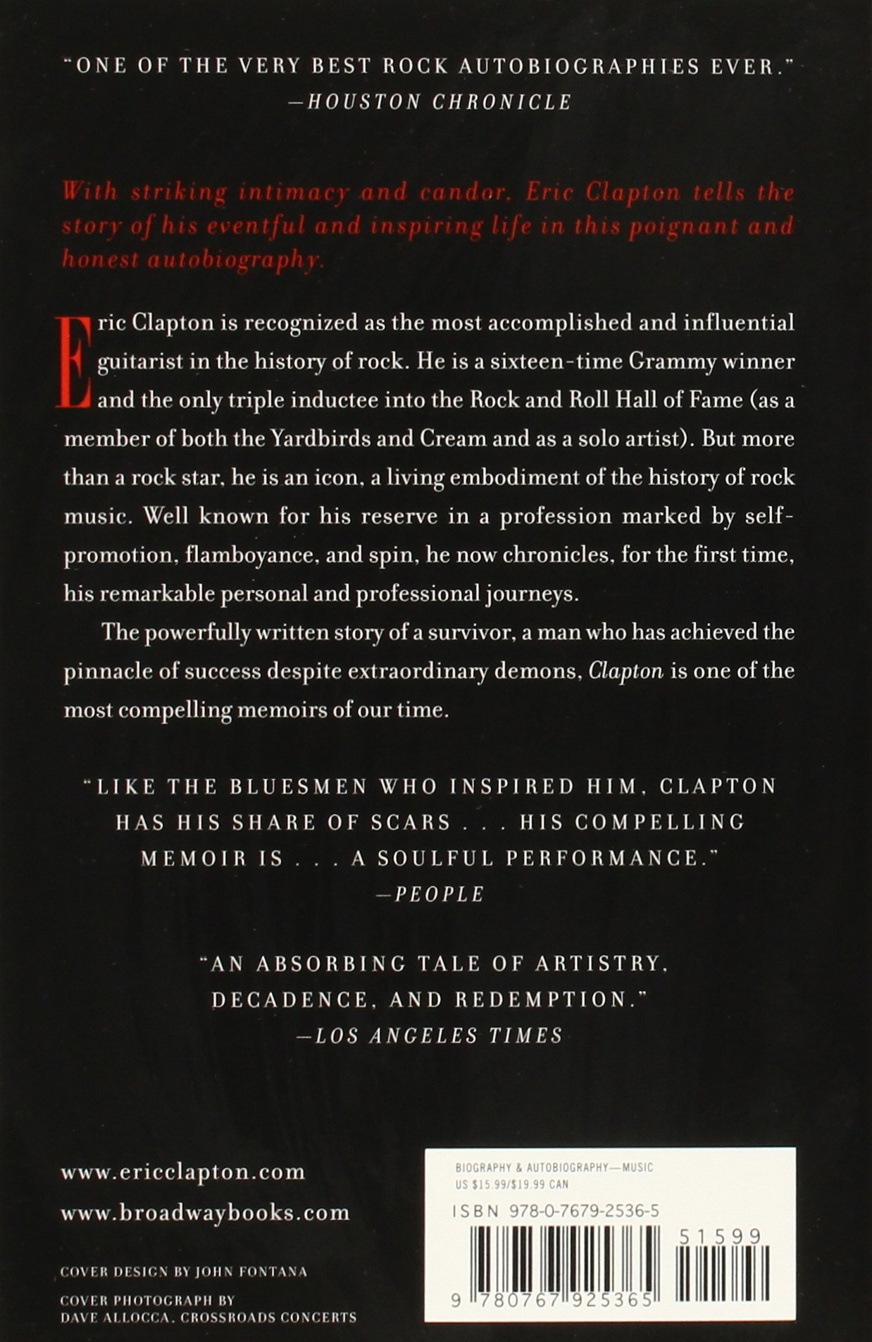 Eric Clapton The Autobiography Ebook