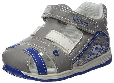 Boys Goney Sandals, Blue CHICCO