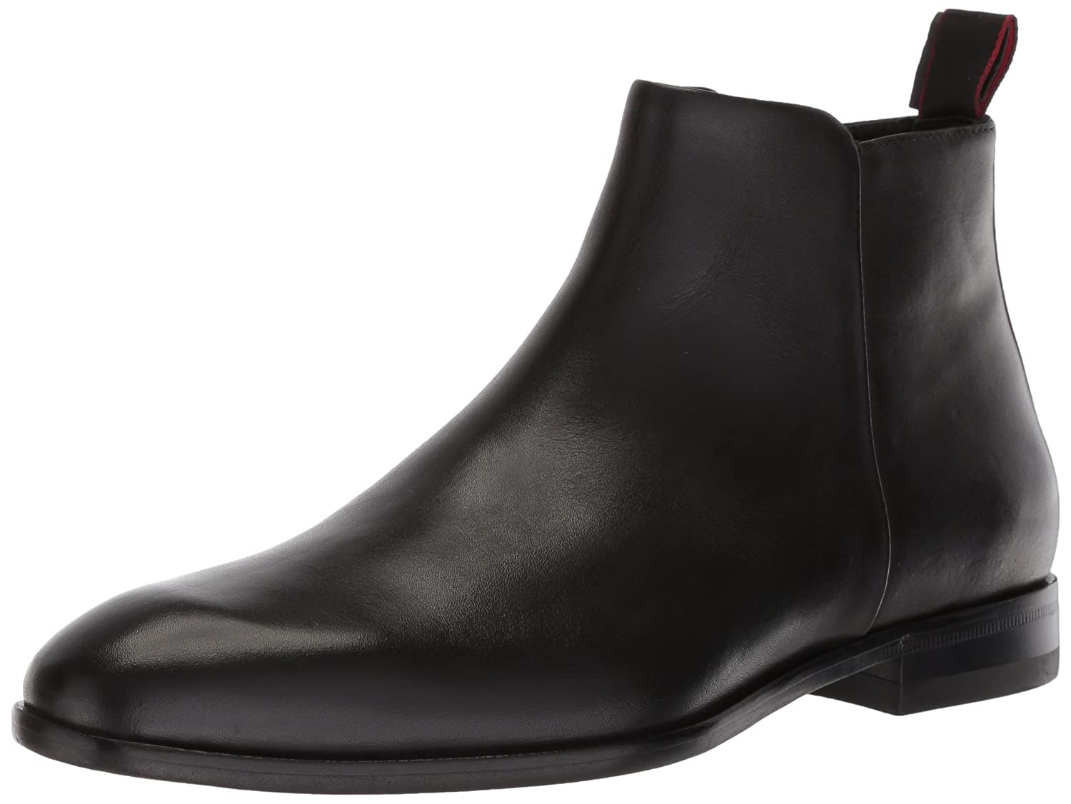 Hugo Boss Hugo Men's Dress Appeal Zip Boot Ankle HUGO by Hugo Boss 50383579