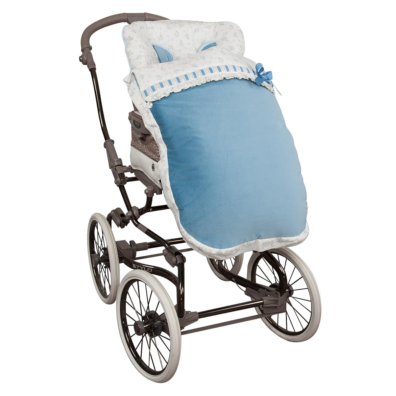 Saco de Bebé Universal Silla + Cubre Arnés de regalo!!! desmontable, tejido trasero 3D: Amazon.es: Bebé