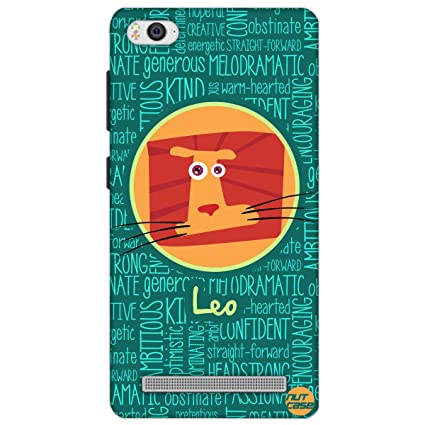 Amazon com: Nutcase Designer Xiaomi Mi4i Case : Matte Slim