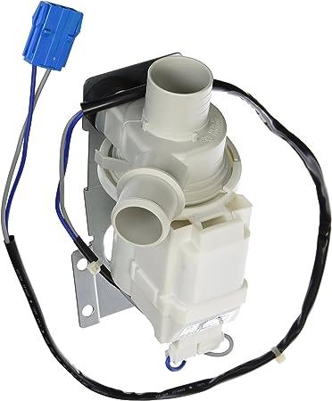 Amazon.com: GE WH23X10020 Genuine OEM Drain Pump for GE Washing Machines:  Home Improvement   Ge Washing Machine Pump Wiring      Amazon.com
