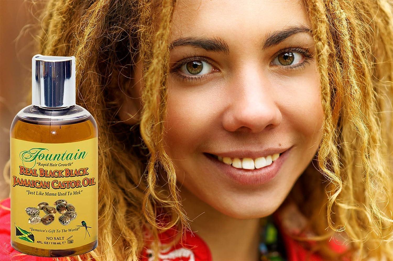 Amazon.com: Orgánico, Pure All-Purpose Negro Castor Healing ...