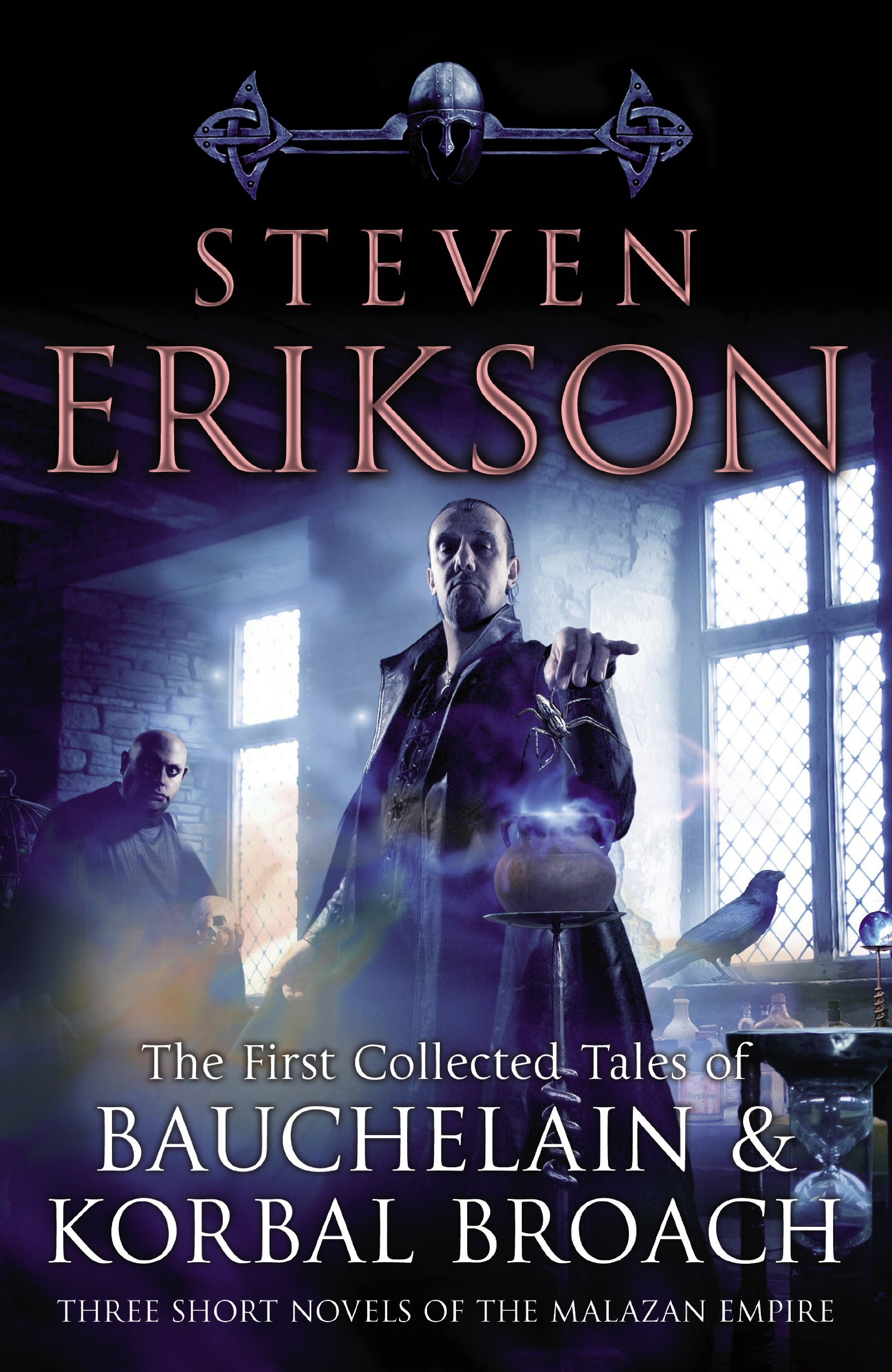 malazan book of the fallen order