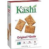 Kashi, TLC Original 7 Grain Snack Crackers, 9 oz