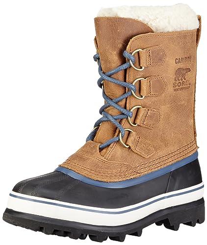 0a004d7408e Amazon.com | SOREL Caribou WL Faux Fur Womens Boots | Snow Boots