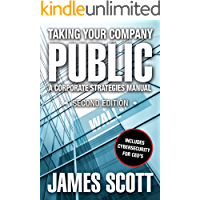 Taking Your Company Public, A Corporate Strategies Manual: Second Edition with Cybersecurity (New Renaissance Series on…