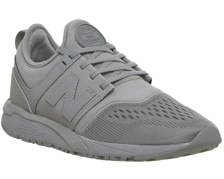 New Balance Herren 247 Classic Mesh Sneaker  8|GB grey
