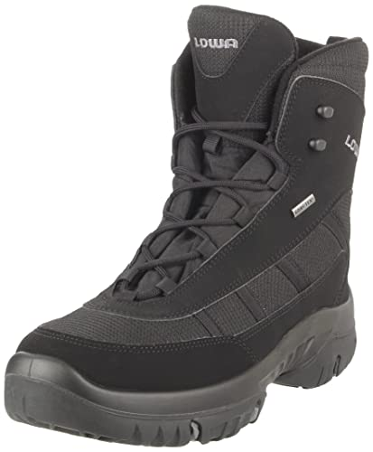 42b3d4438af Amazon.com | Lowa Men's Trident GTX Snow Boot, Black, 14 M US | Snow ...