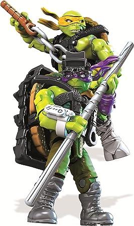 Mega Bloks Teenage Mutant Ninja Turtles: Out of the Shadows Battle Truck Construction Set-413 Pieces
