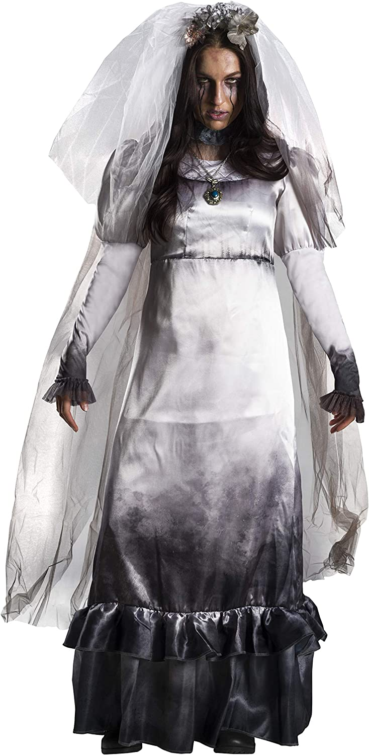 Women's The Curse of La Llorona Adult Deluxe Costume
