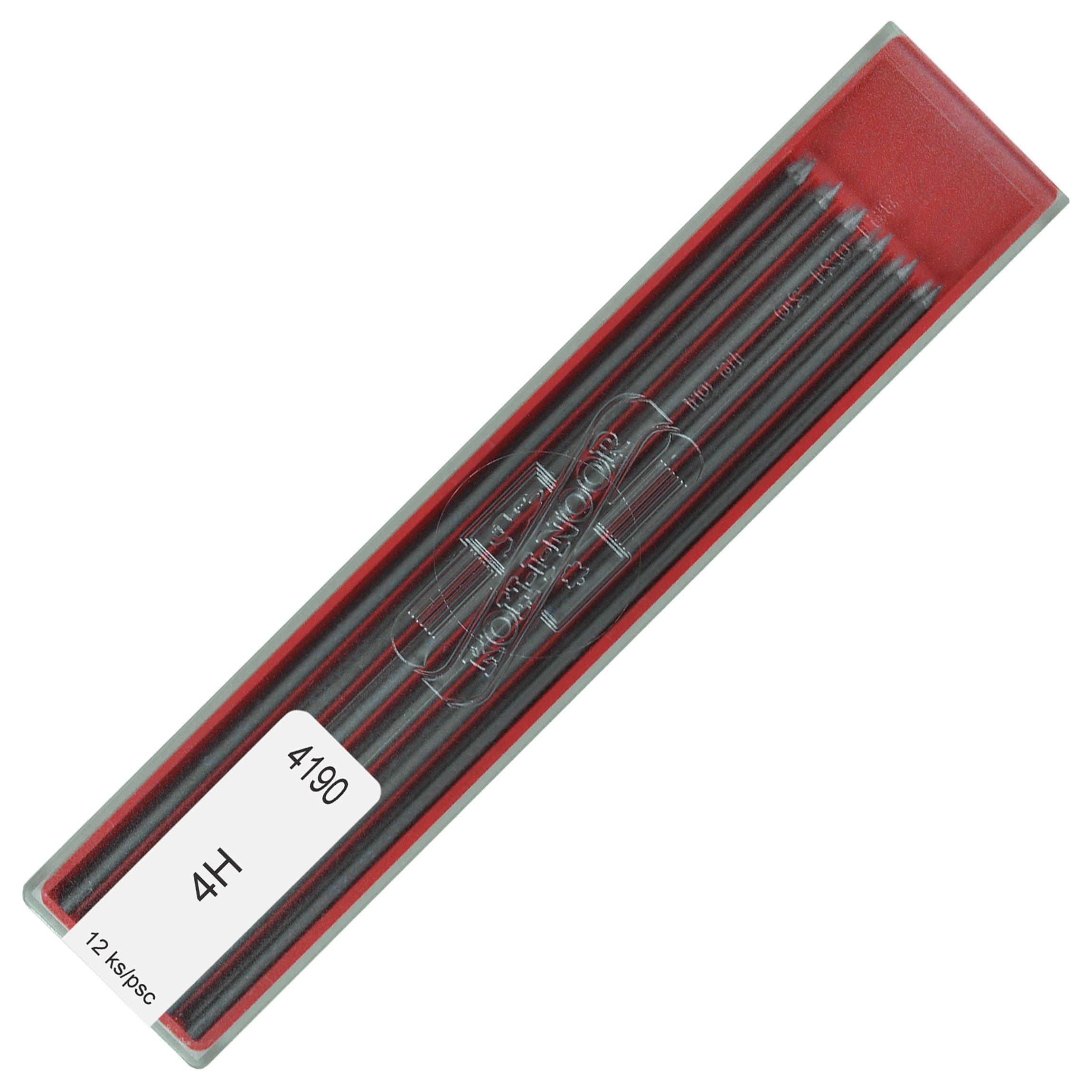 Koh-i-noor 6 Minas (1 Tubo) 2mm 4H
