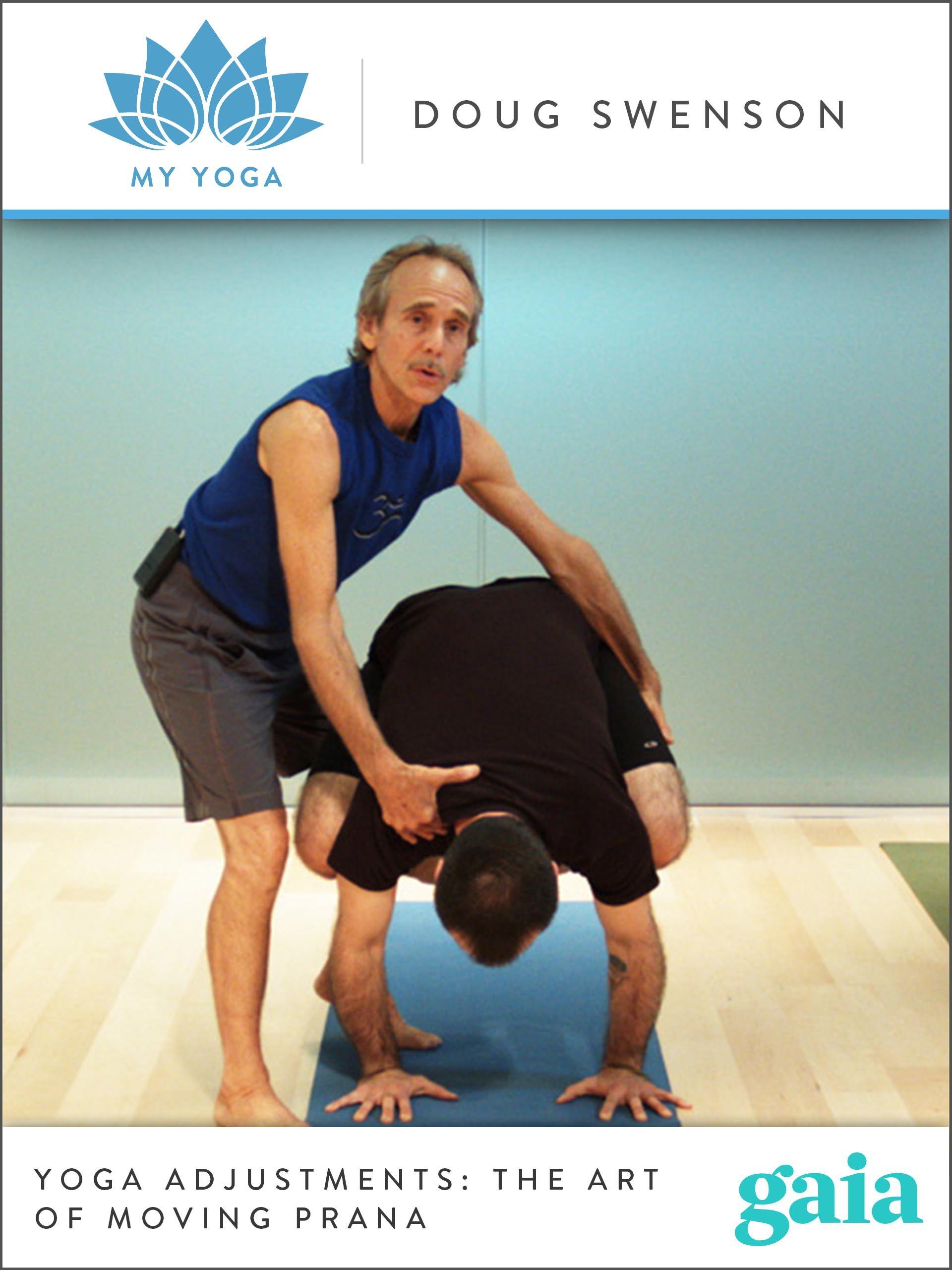 Amazon.com: Yoga Adjustments: The Art of Moving Prana: Faith ...