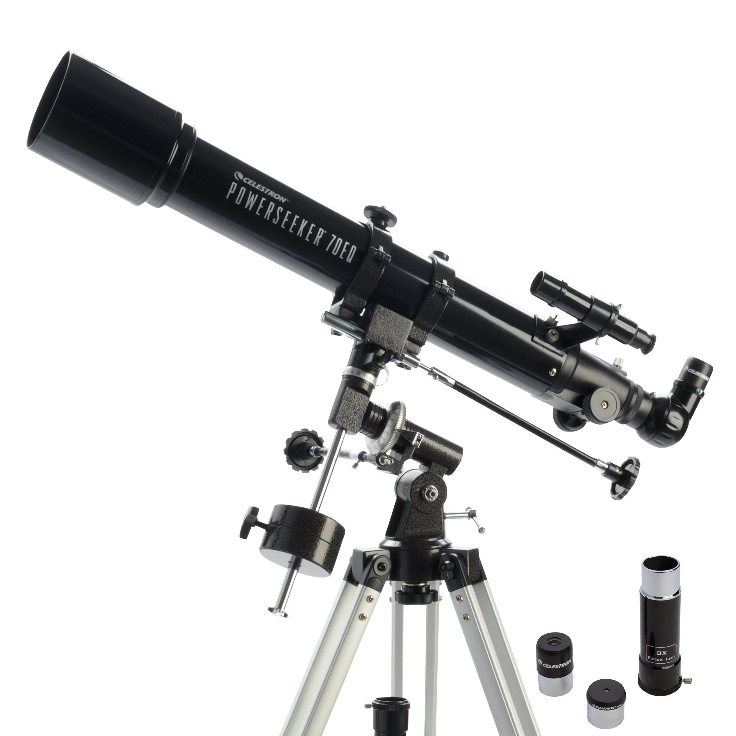 Celestron PowerSeeker 70EQ Telescope by Celestron