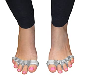 Amazon.com: Toe Separators Reduces Foot Pain Immediately Gel ...