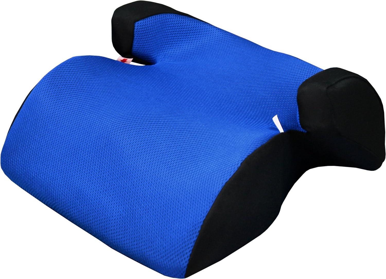 Phenix Techno Polystyrol Autositzerhöhung, Mesh Bezug, ECE 44/04, Gruppe II und III, 15-36 kg, geprüft - blau geprüft - blau 5907030040608