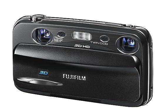 amazon com fujifilm finepix real 3d w3 digital camera with 3 5 rh amazon com Fuji Digital Cameras Fuji FinePix 16MP Camera