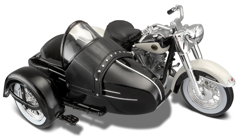 Maisto 32420 Harley-Davidson Servi-Car/Sidecar Variable Style Diecast  Vehicle (1:18 Scale)