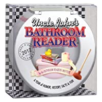 Uncle John's Bathroom Reader 2012 Calendar