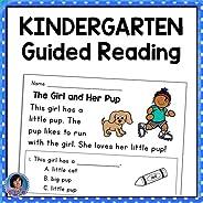 Kindergarten Reading Comprehension {Guided Reading Levels C/D}