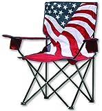 Quik Chair US Flag Folding Chair