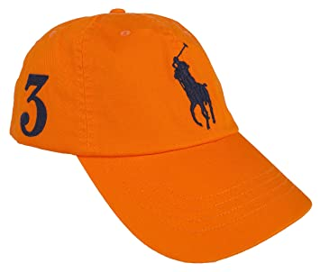 0c802cb1f29a3 Polo Ralph Lauren Men Women Cap Horse Logo Adjustable  Amazon.co.uk ...
