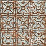 輸入壁紙 インポート壁紙 フリース壁紙 designid 韓国 ●アンティークティン/■ビンテージブルー【NF232012】/Z3K