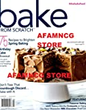 2% off Bake From Scratch Magazine (afamncg) 3/2018 birthday cake blowout 75 RECIPES SPRING BAKING