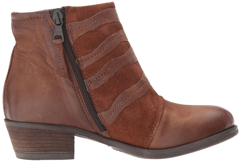 Miz Mooz Women's Benny Ankle Boot B06XRKVCR4 38 M EU (7.5-8 US)|Coffee