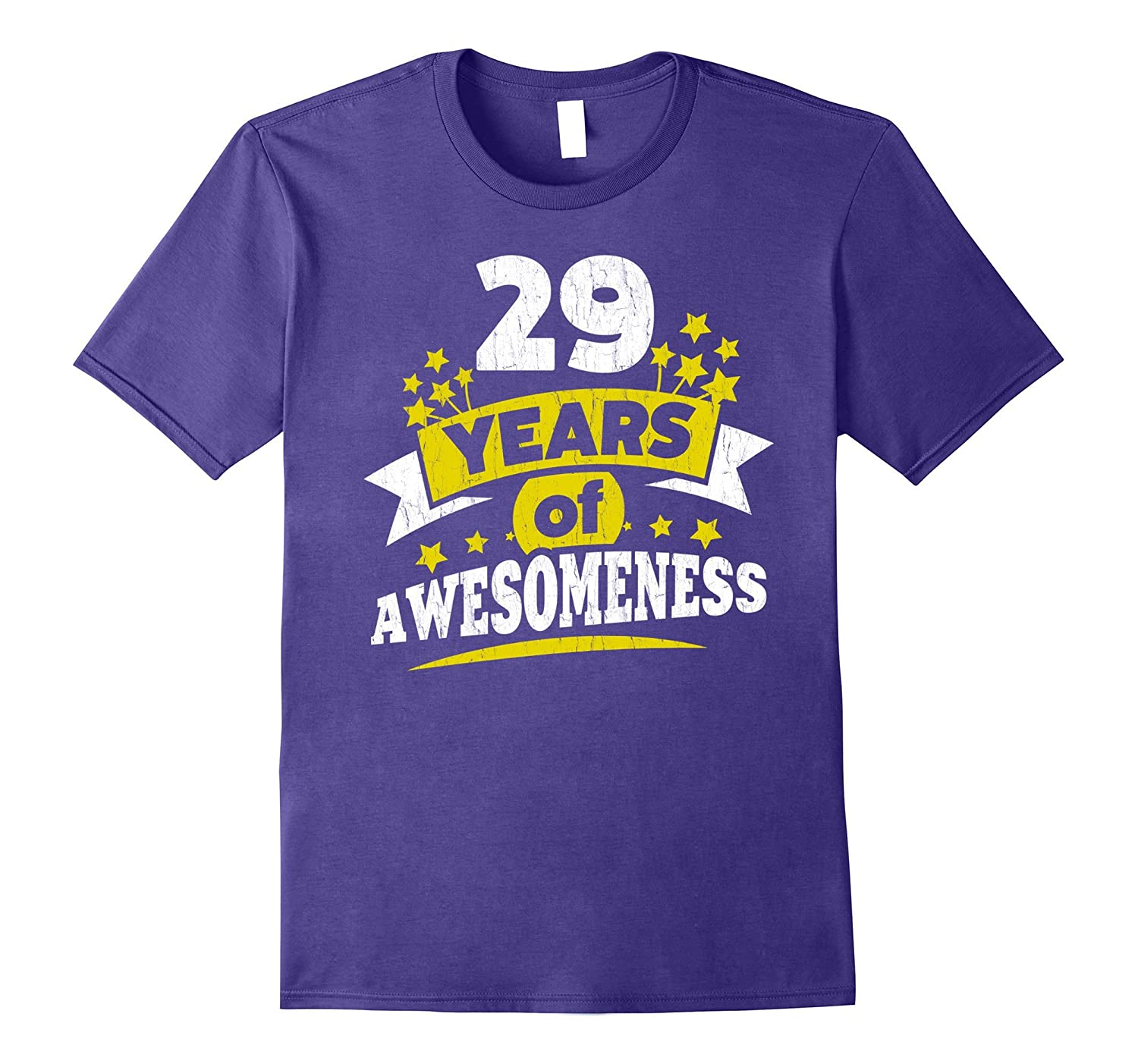 Birthday Gift for 29 Year Old Woman 29th Birthday Tee Shirt-PL