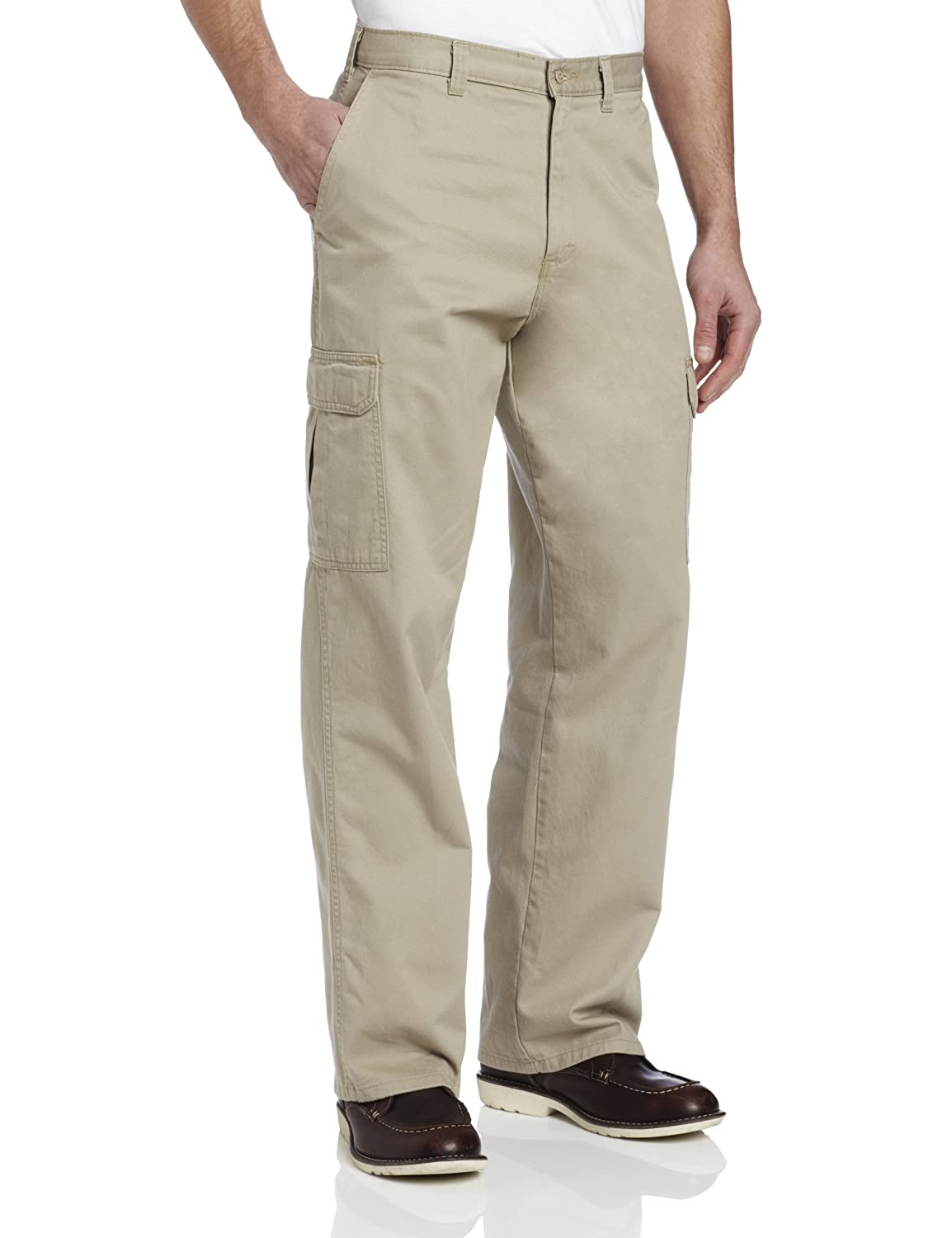 Dickies Mens Loose Fit Cargo Work Image 1