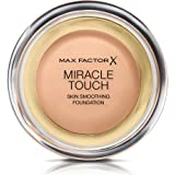 Max Factor Miracle Touch Liquid Illusion Foundation, 45 Warm Almond