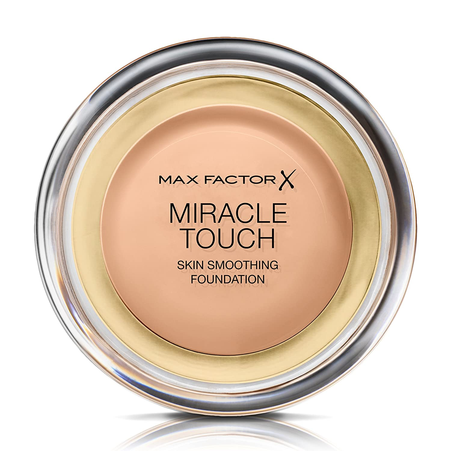 Max Factor Miracle Touch Skin Smoothing Foundation, 70 Natural Coty 81565062
