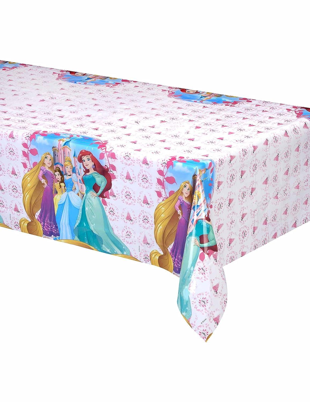 Mantel de plástico 120x180 cm Princesas Disney Dreaming Generique