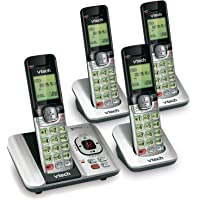 4-Pack VTech DECT 6.0 Phone Answering System