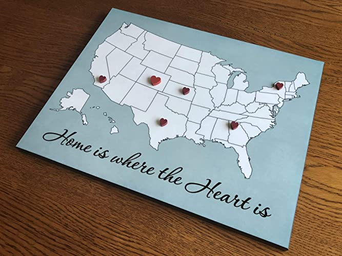 Customize Us Map.Amazon Com Christmas Gift For Parents Mom Dad Customize Your