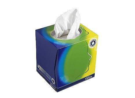 Kleenex 8825 Cubo de Pañuelos Faciales, 12 X 56 Servicios y 3 Capas, Blanco: Amazon.es: Industria, empresas y ciencia