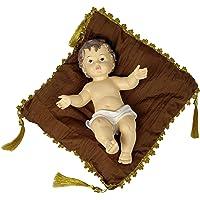 DONREGALOWEB Figura niño Jesus Tumbado Boca Arriba 28