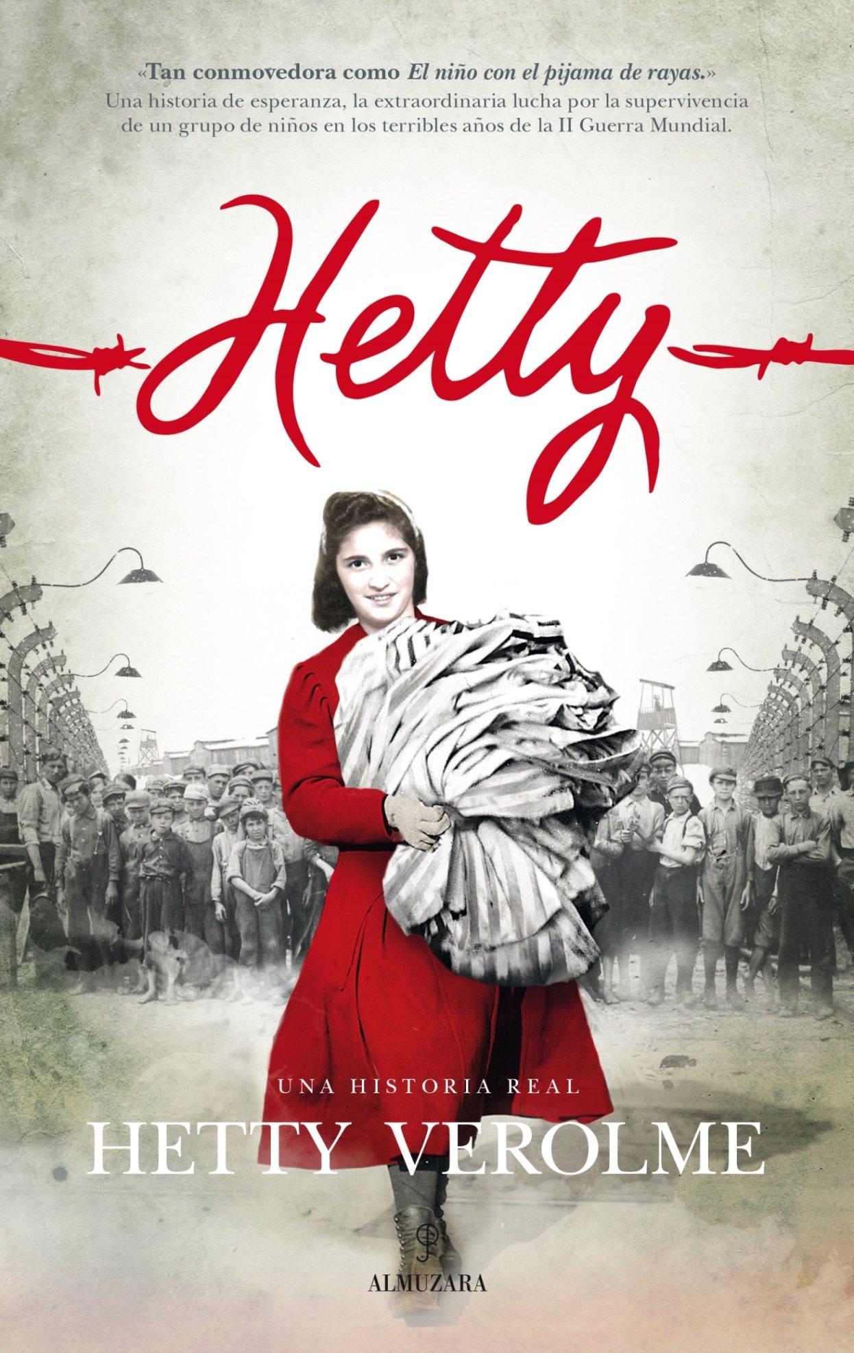 Hetty, una historia real (Spanish Edition): Hetty Verolme: 9788415828310: Amazon.com: Books