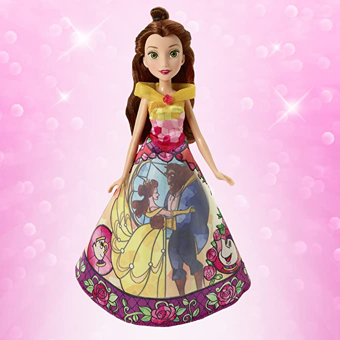 Amazon.es: Disney Princess Belle mágicos de la Historia Falda ...